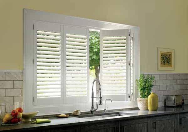 wood shutters - energy saving solution